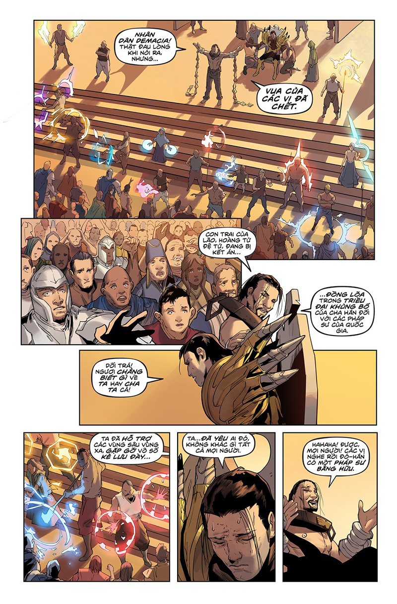 Lux Kỳ 4 - Trang 15