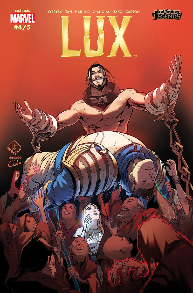 Lux Kỳ 4 - Bìa 1
