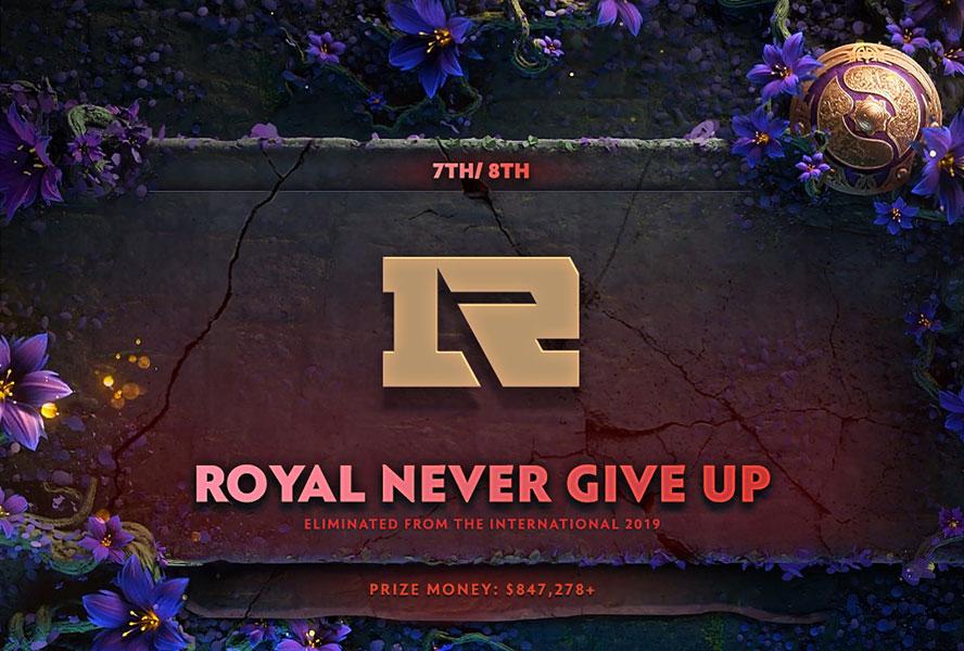 Royal Never Give Up cũng có xếp hạng bằng với Infamous.