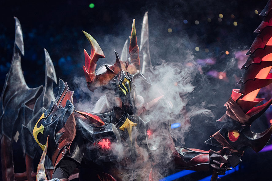 Cosplay Dota 2 tại The International 2019 - Hình ảnh 4