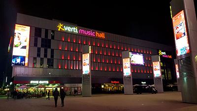 Verti Music Hall - Berlin, Đức