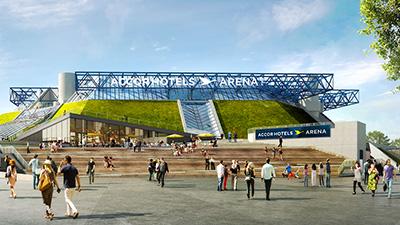 AccorHotels Arena - Paris, Pháp
