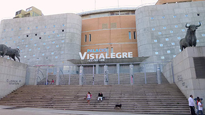 Palacio Vistalegre - Madrid, Tây Ban Nha