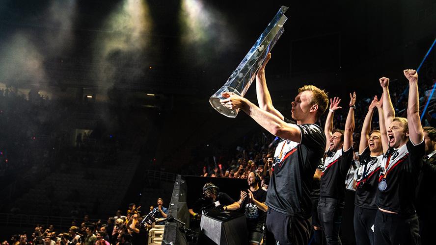 G2 Esports bảo vệ thành công chức vô địch LEC.
