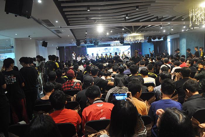 Đông đảo người hâm mộ của GAM Esports có mặt tại buổi fan meeting vào chiều ngày 23/09/2019