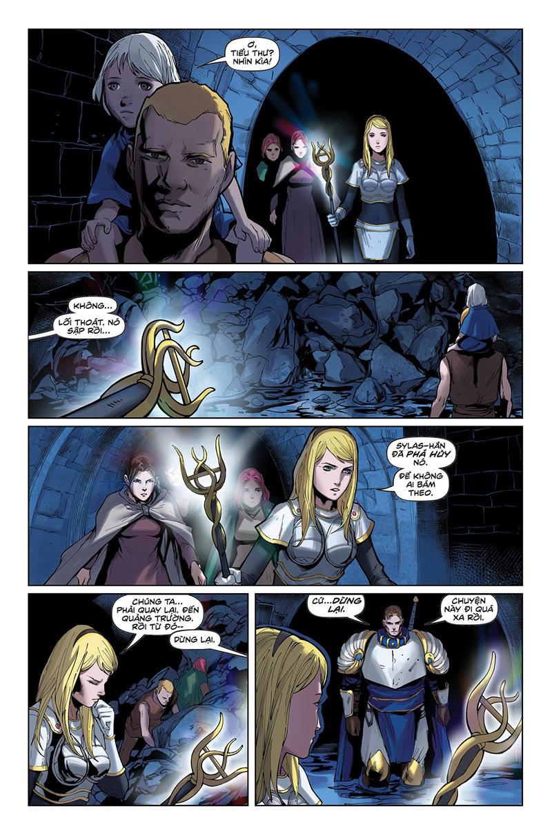 Lux Kỳ 5 - Trang 16