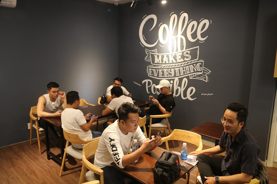 GEM Esports Center Coffee Lounge