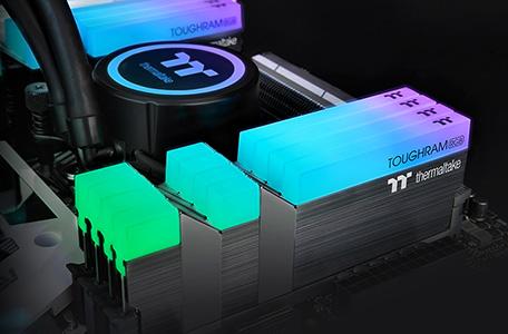 Thermaltake ra mắt TOUGHRAM RGB dành cho game thủ 5