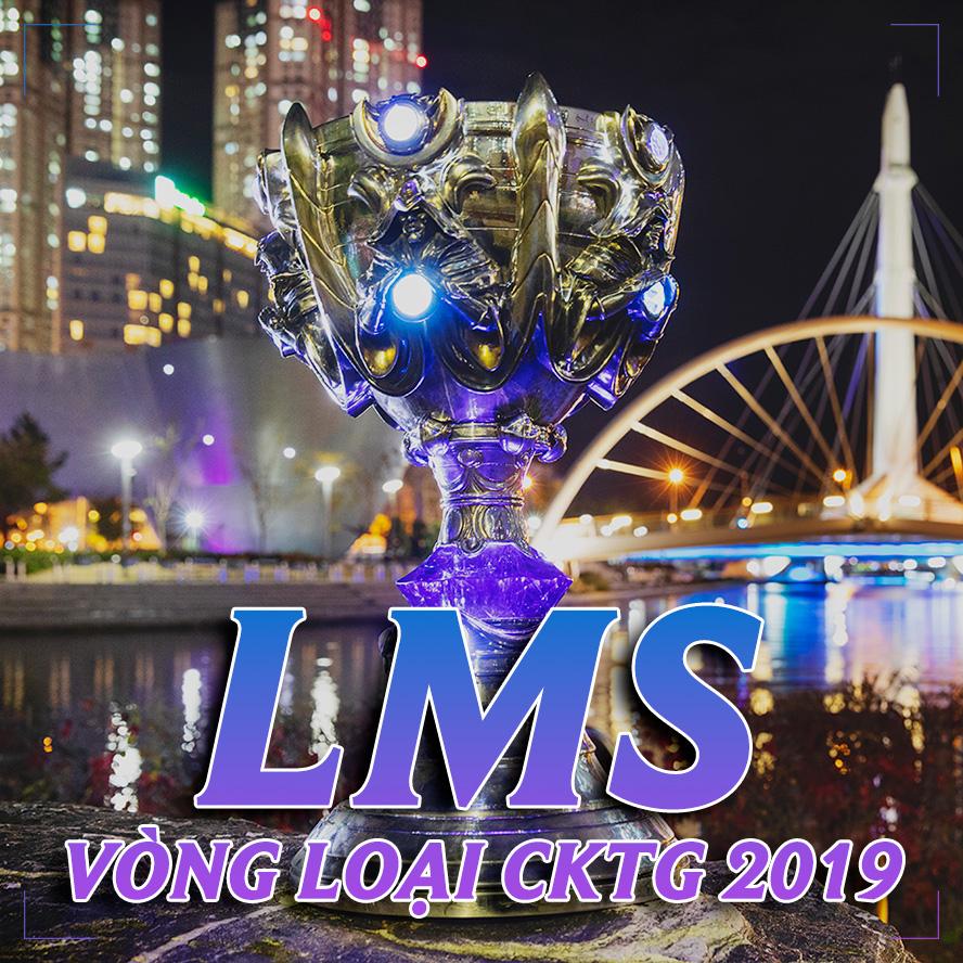 Lịch thi đấu vòng loại CKTG 2019 khu vực LMS