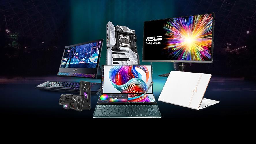 ASUS Expo 2019 trình diễn các sản phẩm mới