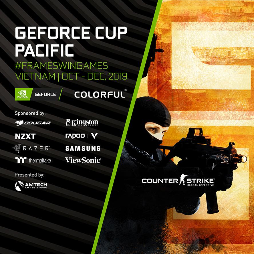 Geforce Cup 2019