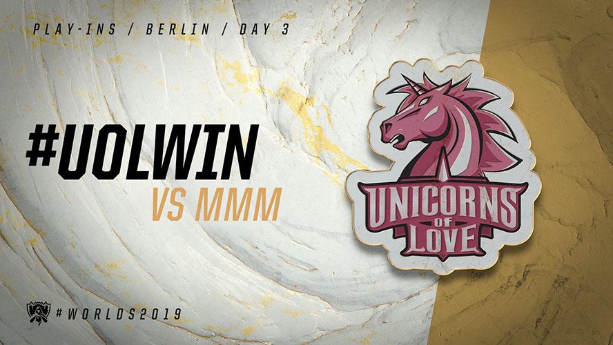 MMM vs UOL (Tiebreaker) - vòng khởi động cktg 2019 ngày 04/10/2019