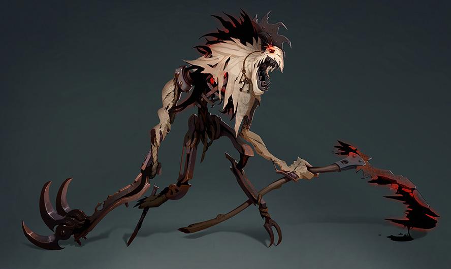 Fiddlesticks: Ác quỷ cổ đại dần thành hình
