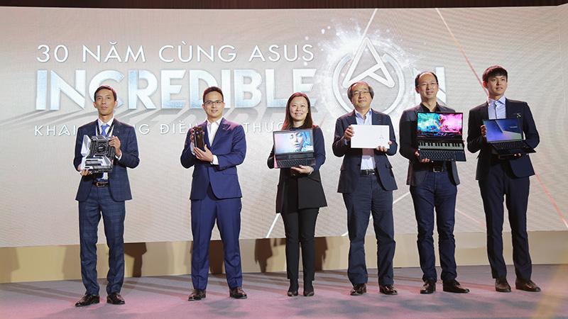 ASUS giới thiệu loạt sản phẩm mới tại ASUS Expo 2019