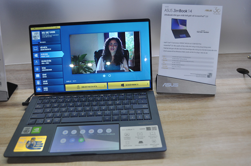 ZenBook 13/14/15 (UX334/UX434/UX534)