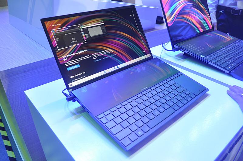ZenBook Duo (UX481)