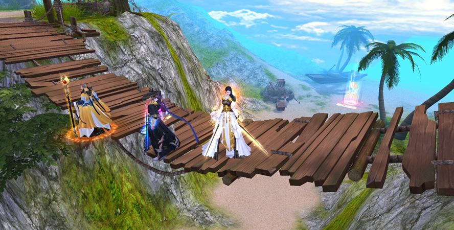 Kiếm Vũ Giang Hồ 3D - Hình ảnh 1