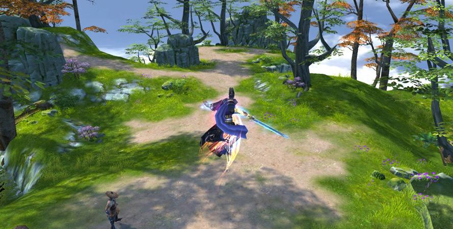 Kiếm Vũ Giang Hồ 3D - Hình ảnh 9