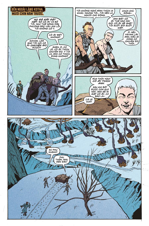 Zed Kỳ 1 - Trang 16