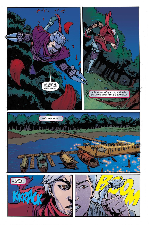 Zed Kỳ 2 - Trang 6