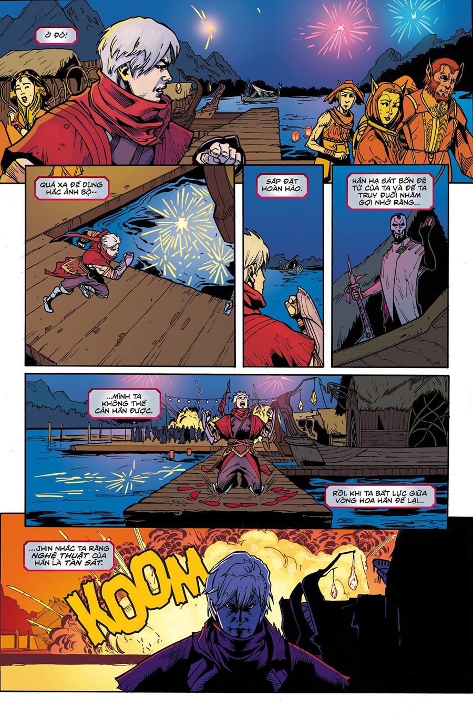 Zed Kỳ 2 - Trang 13