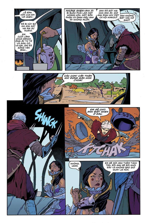 Zed Kỳ 2 - Trang 17