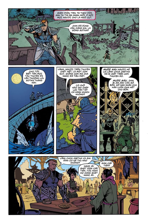 Zed Kỳ 3 Trang 20