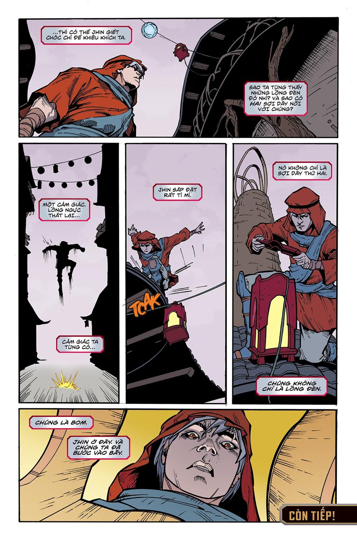 Zed Kỳ 3 Trang 23