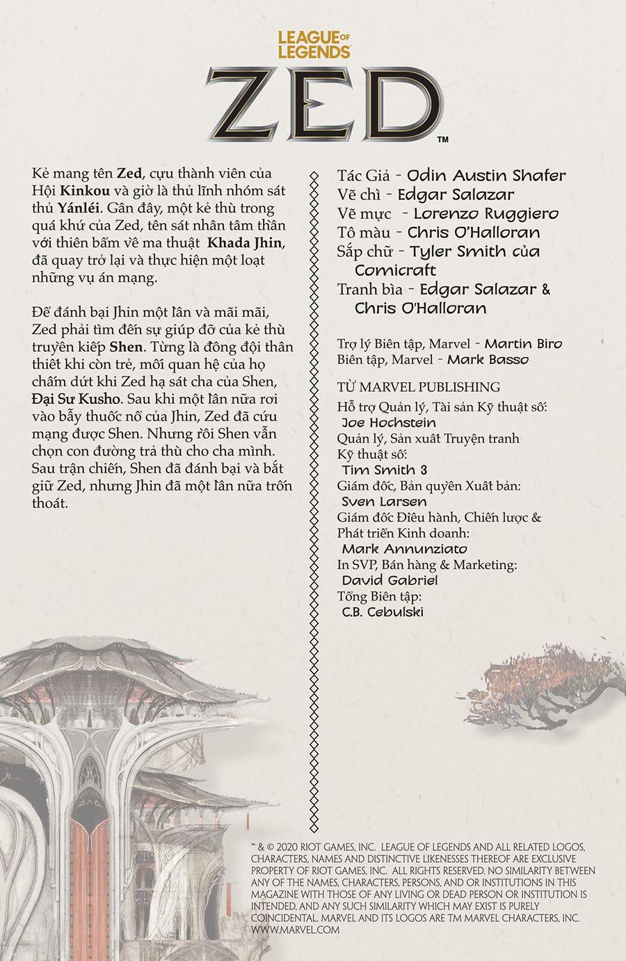 Zed Kỳ 5 Trang 03