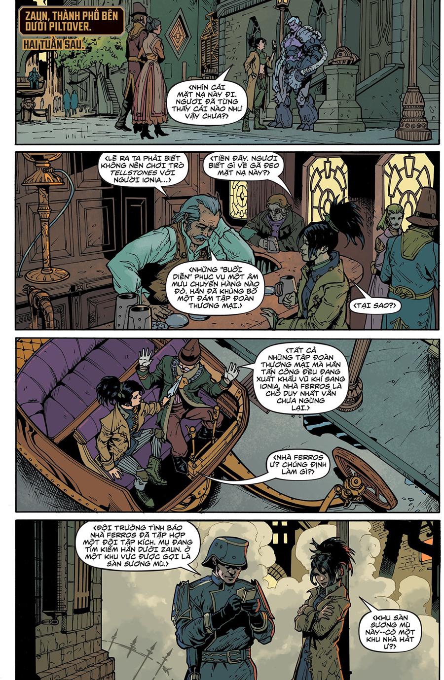 Zed Kỳ 5 Trang 12