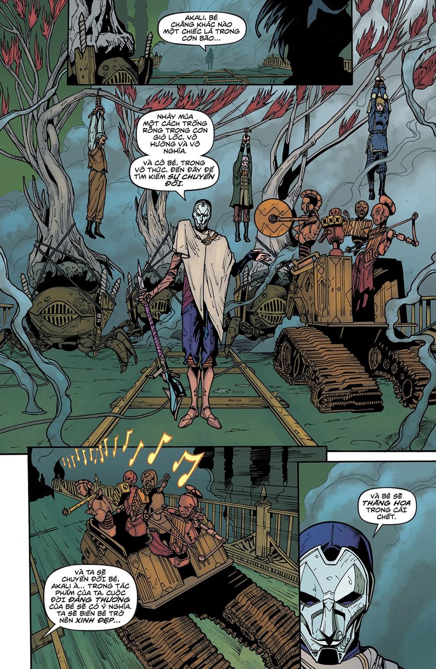Zed Kỳ 5 Trang 18