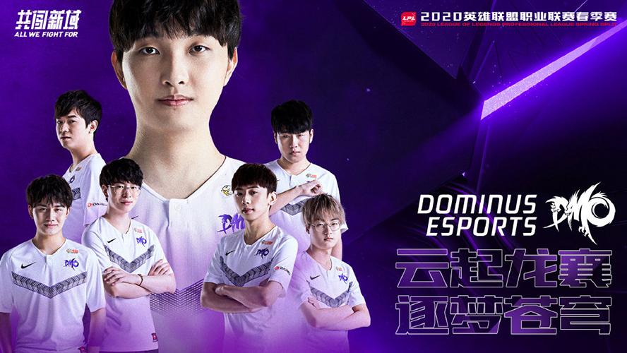 Dominus Esports LPL Mùa Xuân 2020 Poster