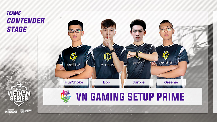 Vietnam Gaming Setup