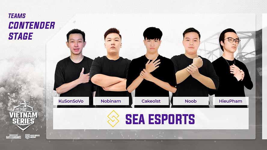 Sea Esports