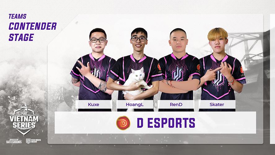D Esports