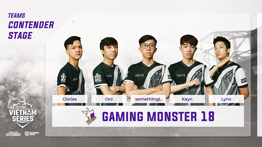 Gaming Monsters 18