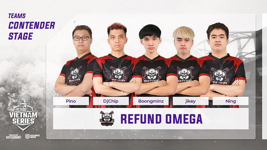 Refund Omega