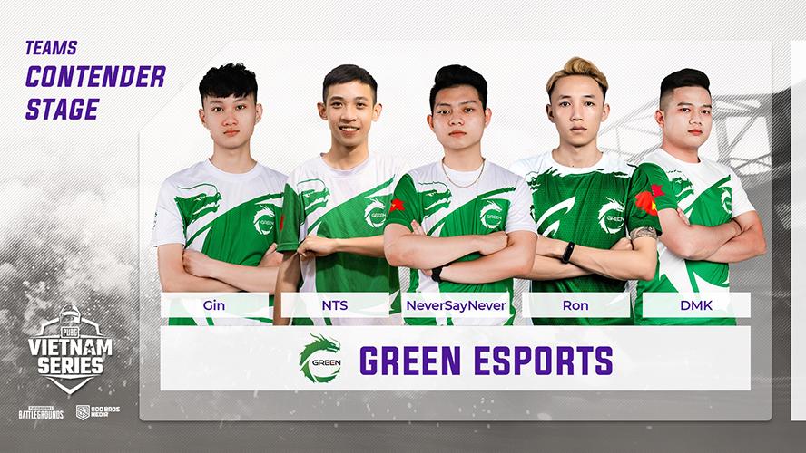 Green Esports