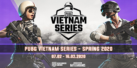 Lịch thi đấu PVS Spring 2020