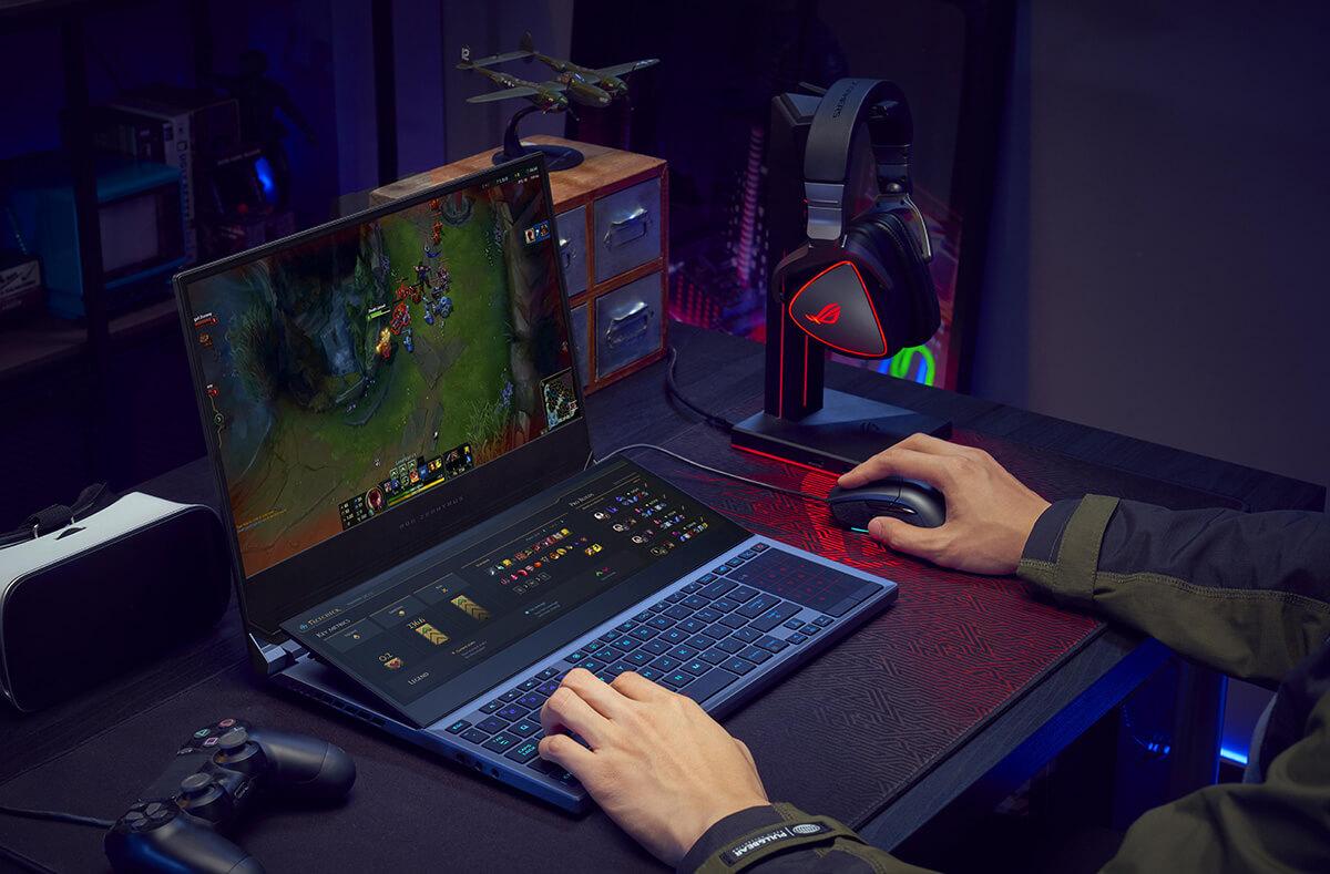 ASUS công bố loạt laptop sử dụng CPU Intel Core thế hệ 10