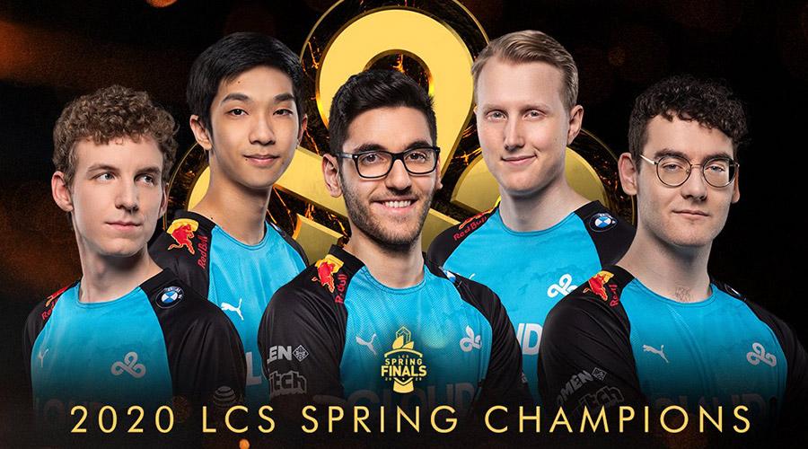 Cloud9 đăng quang vô địch LCS sau 6 năm chờ đợi.