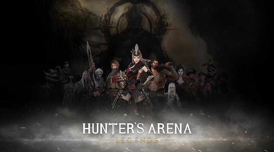 Hunters Arena: Legends được phát triển bởi công ty Mantisco đến từ Hàn Quốc