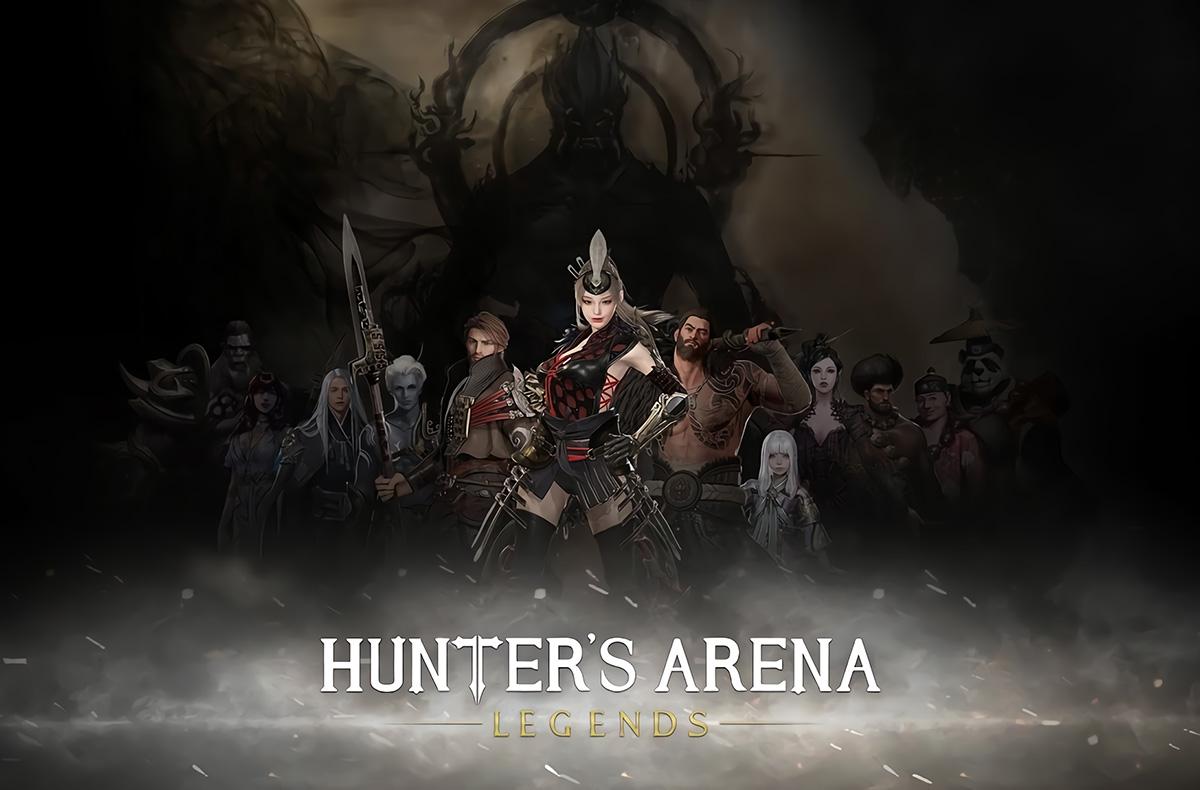 Hunter's Arena: Legends mở cửa thử nghiệm lần hai vào cuối tháng này