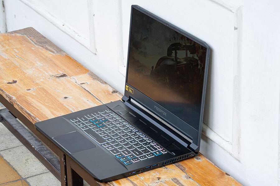 Acer nâng cấp vi xử lý và card đồ họa cho Predator Triton 500 - Hình ảnh 1