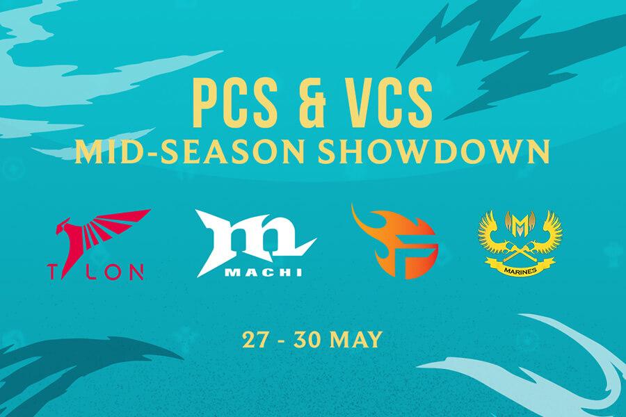 Lịch thi đấu Mid-Season Showdown 2020