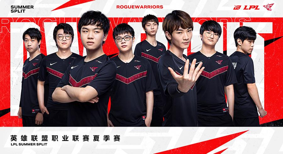 Rogue Warriors