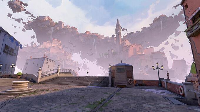 Bản đồ Ascent trong Valorant - Hình ảnh 03