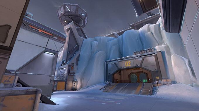 Bản đồ Icebox trong Valorant - Hình ảnh 2