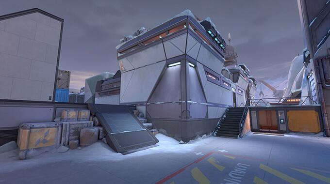 Bản đồ Icebox trong Valorant - Hình ảnh 4