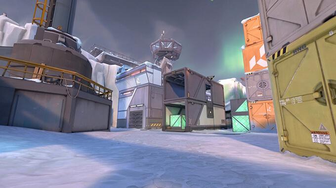 Bản đồ Icebox trong Valorant - Hình ảnh 5